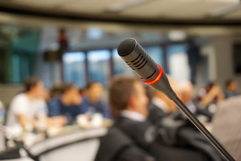 Präsentation und Moderation